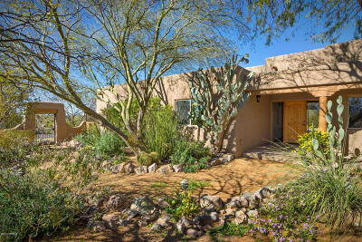 Tucson Single Family Home For Sale: 5151 W Oasis Road