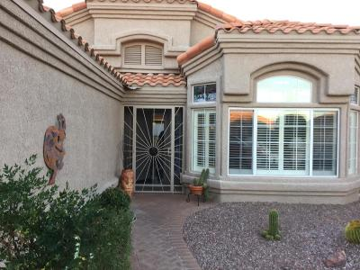 Oro Valley Single Family Home Active Contingent: 14209 N Trade Winds Way
