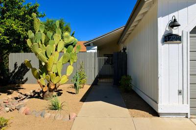 Single Family Home For Sale: 4722 N Warner Terrace