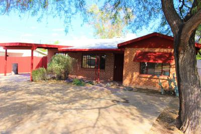 Tucson Single Family Home For Sale: 646 N Columbus Boulevard