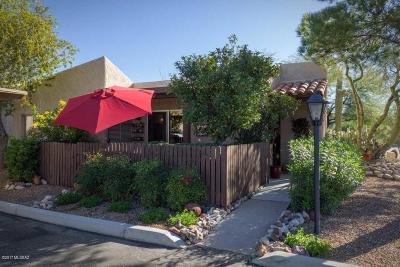 Tucson Townhouse For Sale: 4537 E La Choza