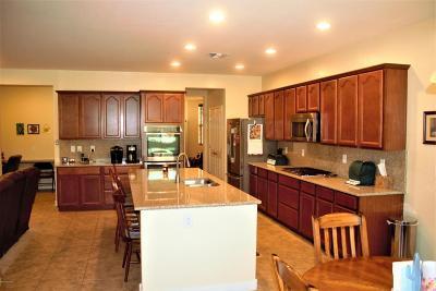 Oro Valley Single Family Home For Sale: 12803 N Via Vista Del Pasado