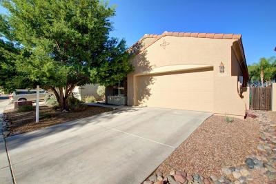 Sahuarita Single Family Home For Sale: 15305 S Via Lago Del Encanto