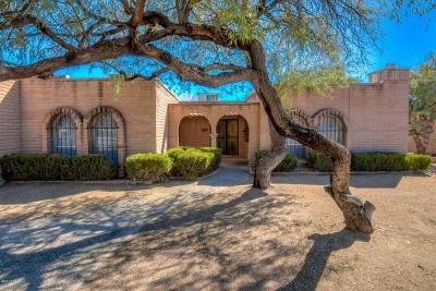 Pima County Townhouse For Sale: 2409 N Shade Tree Circle