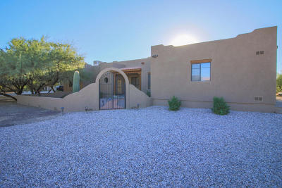 Tucson Single Family Home For Sale: 11075 E Tanque Verde Road