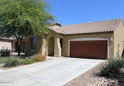 Marana Single Family Home For Sale: 12716 N Brabant Drive
