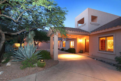 Single Family Home For Sale: 6020 N Desert Moon Court