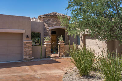Pima County Single Family Home For Sale: 6079 W Sonoran Links Lane
