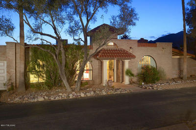 Tucson Townhouse For Sale: 6513 N Green Briar Drive