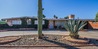 Tucson Single Family Home For Sale: 5214 E 4th Street