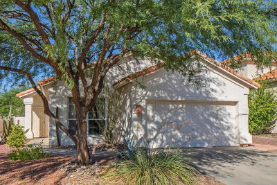 Oro Valley Single Family Home Active Contingent: 12203 N New Dawn Avenue