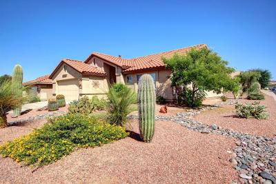 Green Valley Single Family Home For Sale: 814 N Turquoise Vista Drive