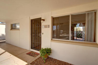 Pima County Townhouse For Sale: 9313 E Old Spanish Trail