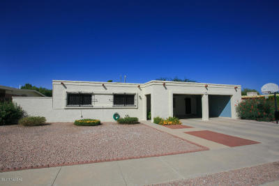 Tucson Single Family Home For Sale: 1810 S Sleepy Hollow Avenue