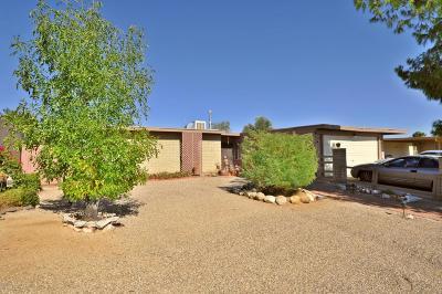 Pima County Single Family Home For Sale: 3050 W Green Ridge Drive