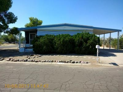 Tucson AZ Manufactured Home For Sale: $37,900