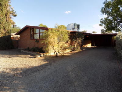 Tucson Single Family Home For Sale: 5632 E Rosewood Street