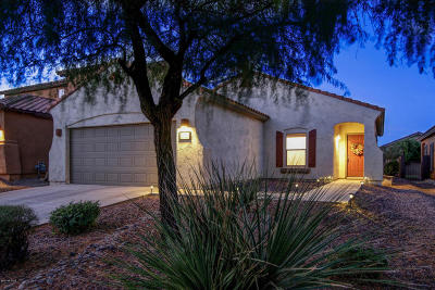 Sahuarita Single Family Home For Sale: 882 W Via De Gala