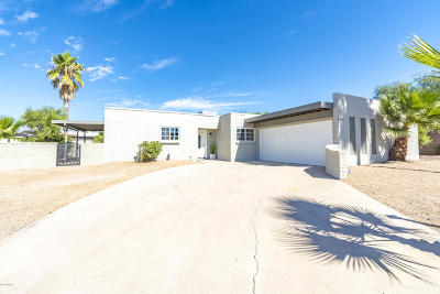 Tucson Single Family Home For Sale: 8909 E 25th Street
