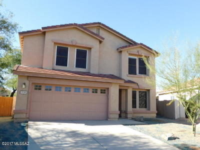 Oro Valley Single Family Home For Sale: 13126 N Tanner Robert Drive