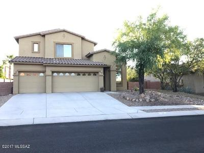 Oro Valley Rental For Rent: 11688 N Sage Brook Road