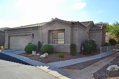 Pima County Condo For Sale: 3853 N Forest Park Drive #130