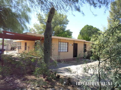 Tucson Single Family Home For Sale: 5032 E 2nd Street