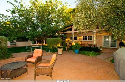 Tucson Single Family Home For Sale: 5920 E Miramar Drive