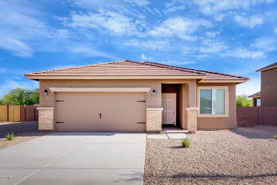 Marana Single Family Home For Sale: 11555 W Fayes Glen Drive