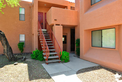 Tucson Condo For Sale: 5051 N Sabino Canyon Road #1251