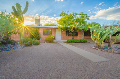 Tucson Single Family Home For Sale: 642 S Rosemont Avenue S