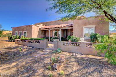 Green Valley Single Family Home For Sale: 783 E Canyon Rock Road