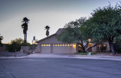 Oro Valley Single Family Home For Sale: 12413 N Copper Queen Way