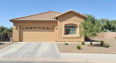 Marana Single Family Home For Sale: 11920 W Farmall Drive