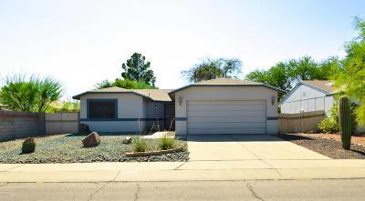 Tucson Single Family Home For Sale: 2695 W Sandbrook Lane