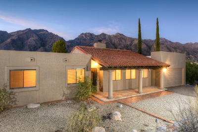 Tucson Single Family Home For Sale: 5711 N Via Amable