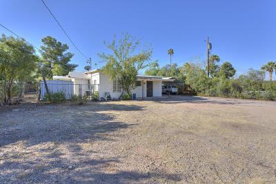 Tucson Single Family Home For Sale: 3638 E Elida Street