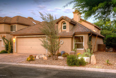 Tucson Single Family Home For Sale: 4074 E Via De La Tangara