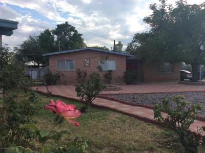 Single Family Home For Sale: 6834 E David Drive