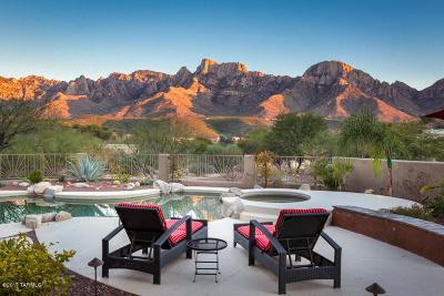Oro Valley Single Family Home For Sale: 11275 N Flying Bird Drive