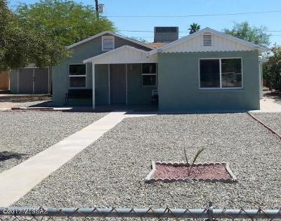 Tucson Single Family Home For Sale: 220 E Rodeo Drive