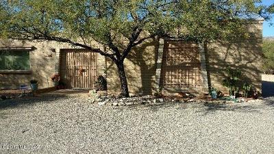 Tucson Single Family Home For Sale: 11121 E Prince Road