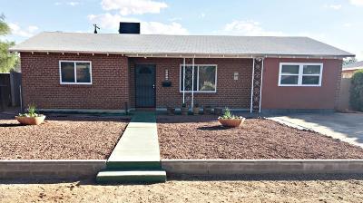 Tucson Single Family Home For Sale: 4204 E Seneca Street