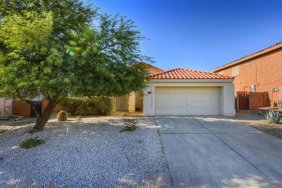 Oro Valley Single Family Home For Sale: 716 W Placita Vega Vista