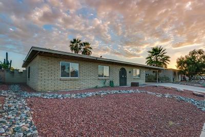 Tucson Single Family Home For Sale: 9432 E 5th Street
