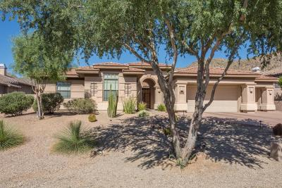 Marana Single Family Home For Sale: 5784 W Silent Wash Place
