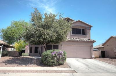 Cortaro Crossing Blks I-Ii (1-119), Cortaro Ranch (1-297), Cortaro Ridge (1-124) Single Family Home For Sale: 5702 W Cactus Garden