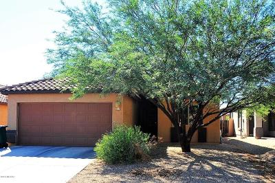 Sahuarita Single Family Home For Sale: 431 W Calle Franja Verde