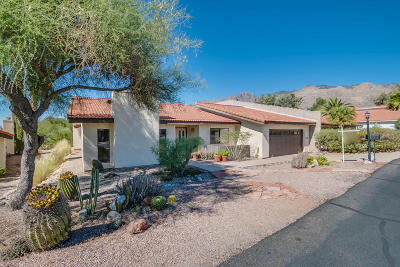 Tucson Townhouse For Sale: 5913 N Placita Del Conde