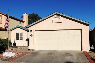 Tucson Single Family Home For Sale: 8070 N Hobby Horse Court